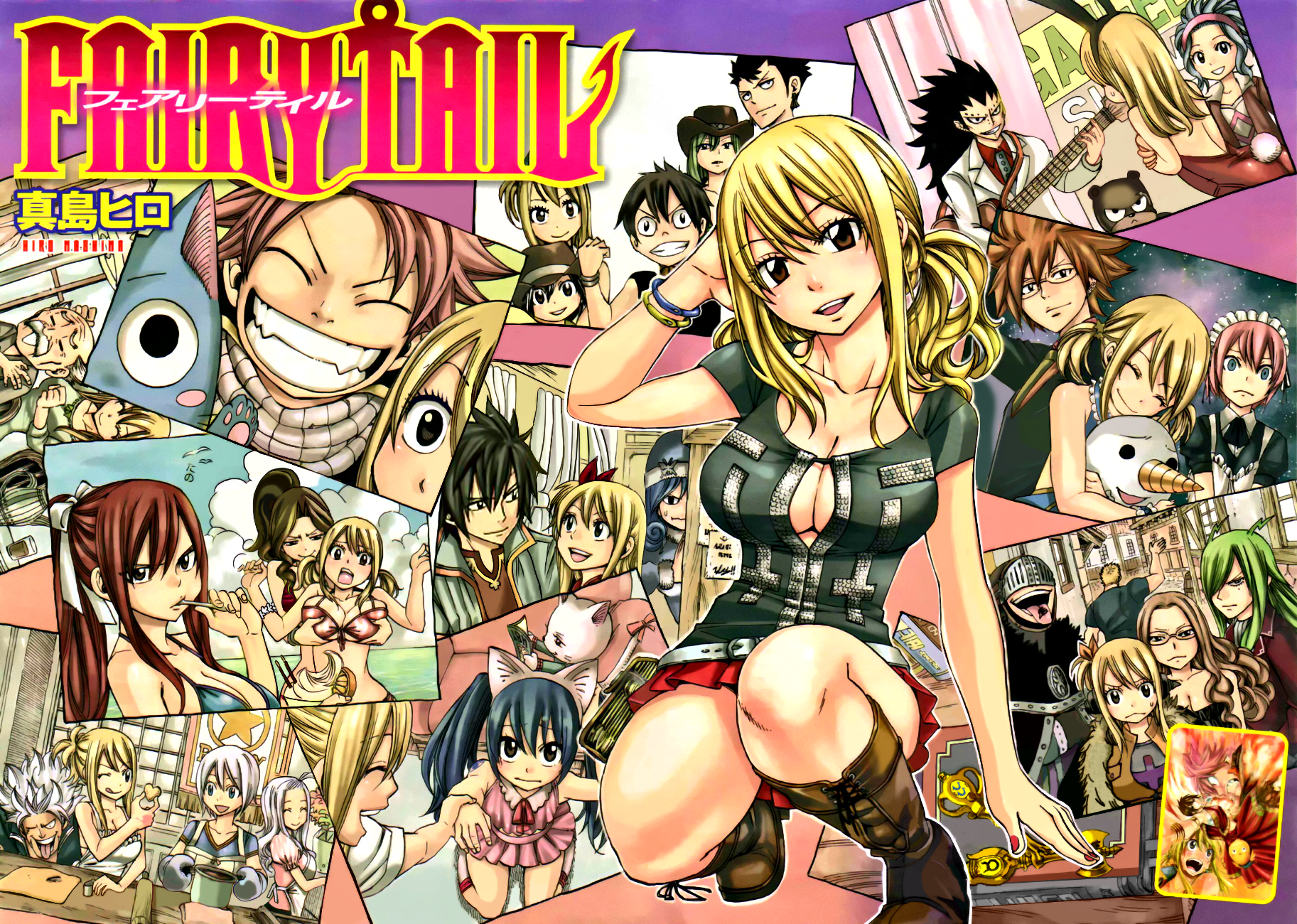Fairy tail porn video hentai slave nude tube