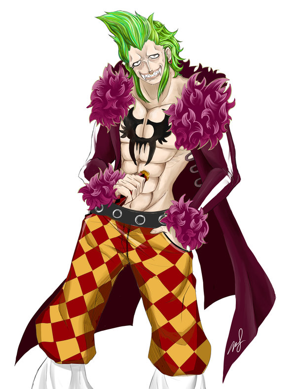 One Piece bartolomeo