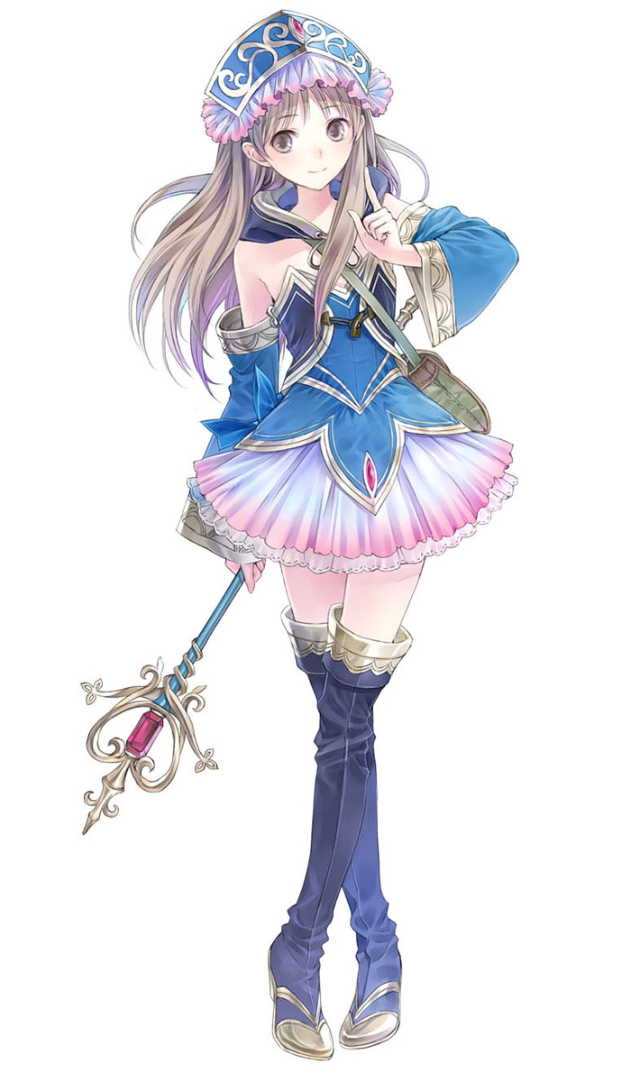 Totori 19 Year Old Ver